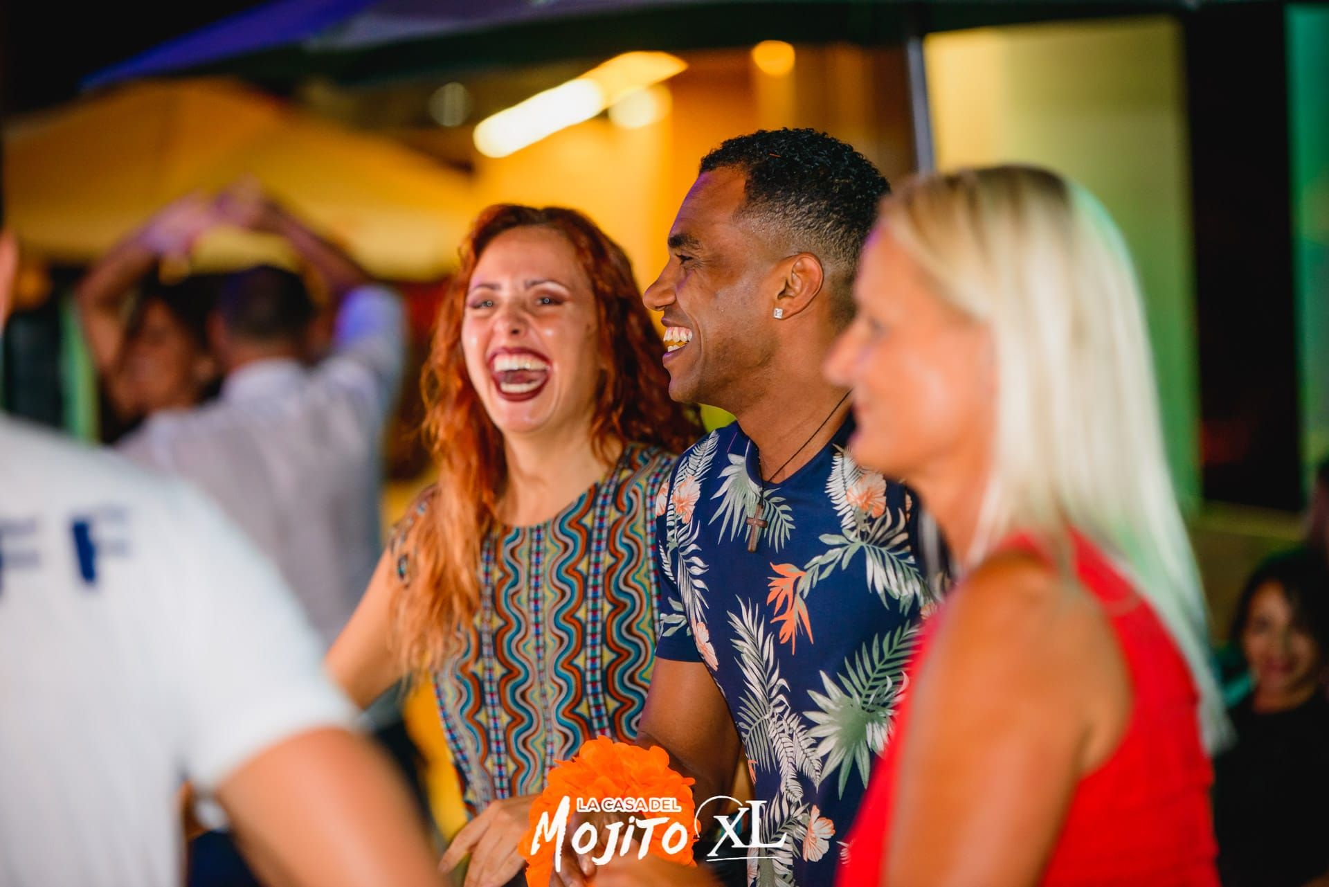A night out in los Cristianos