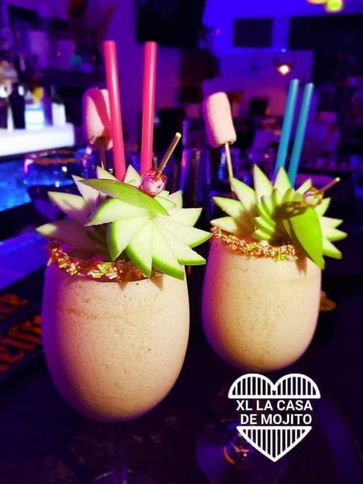 Cócteles granizados: Nuestras bebidas de XL La Casa Del Mojito
