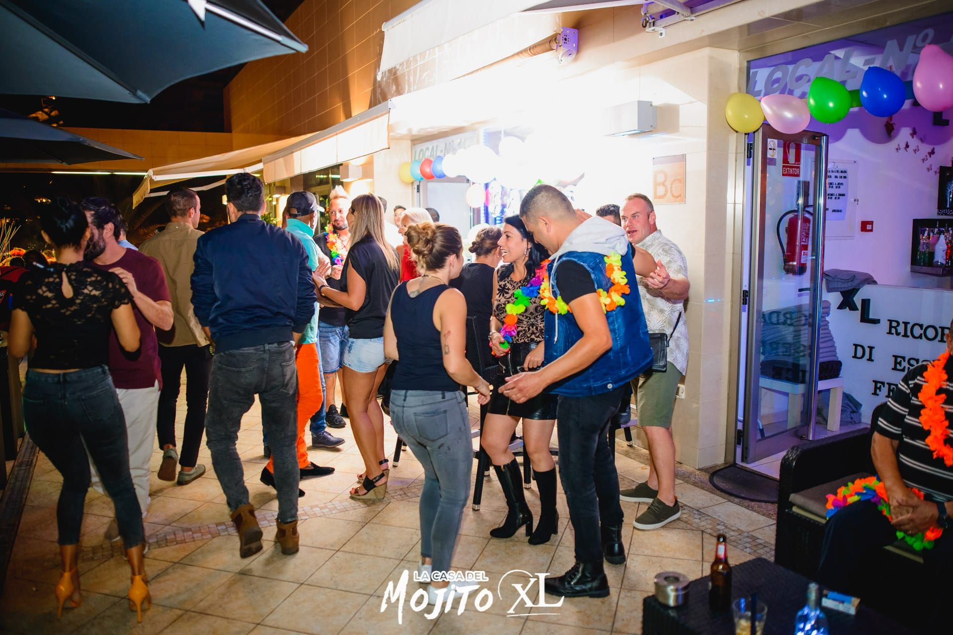 Private parties at Los Cristianos
