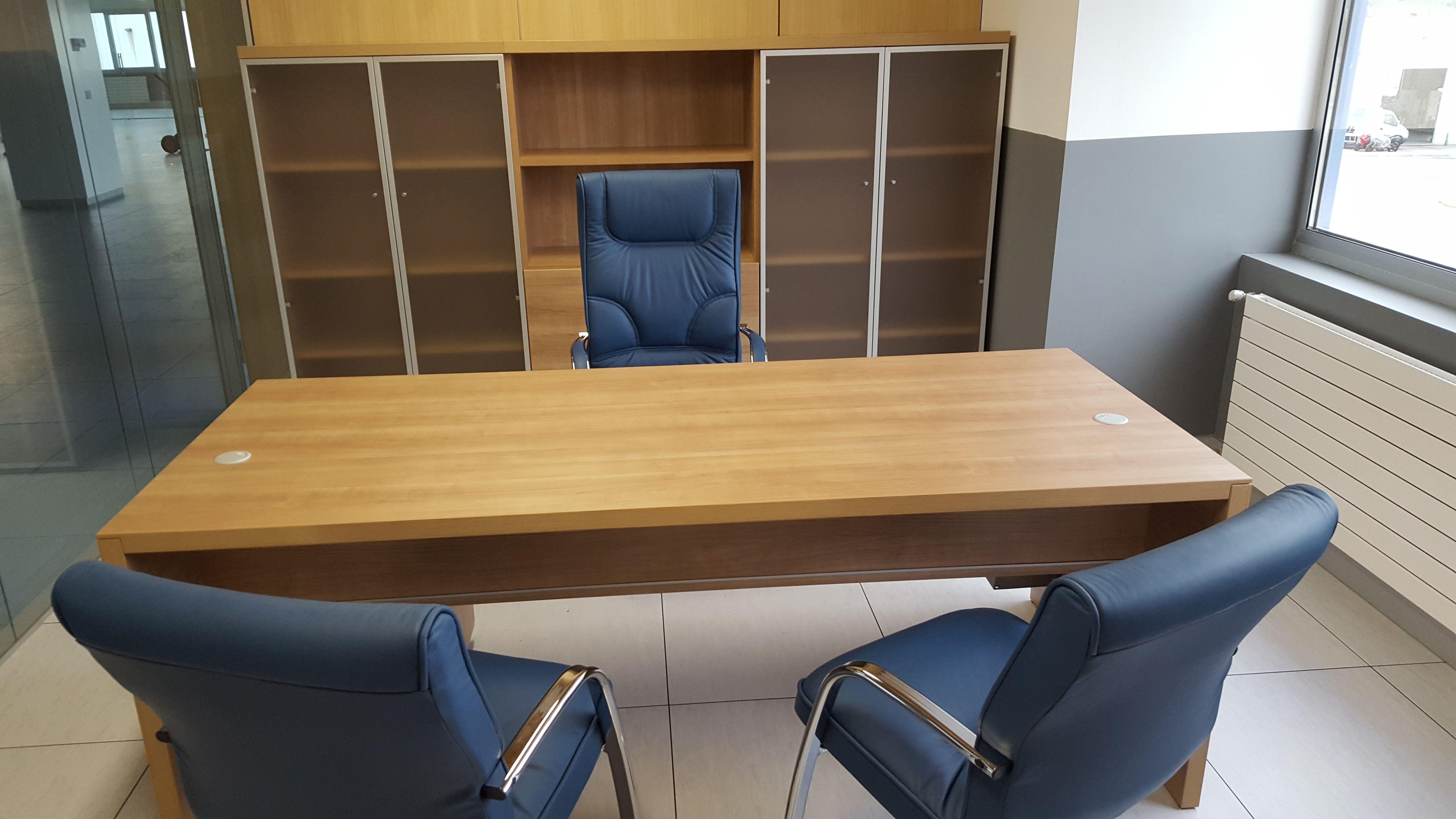 Asesoramiento y presupuesto sin compromiso en mobiliario de oficina