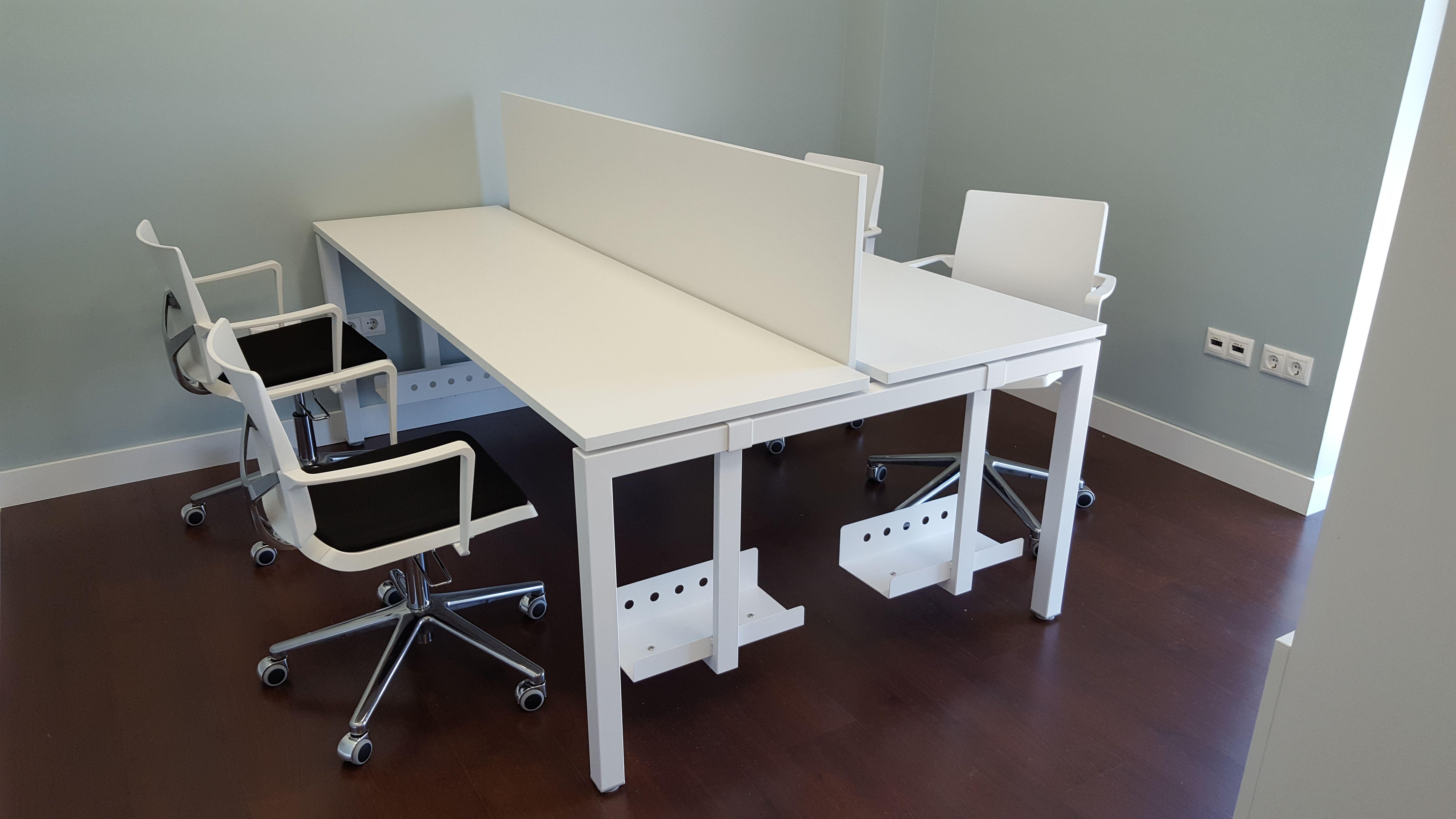 Muebles para puestos de trabajo