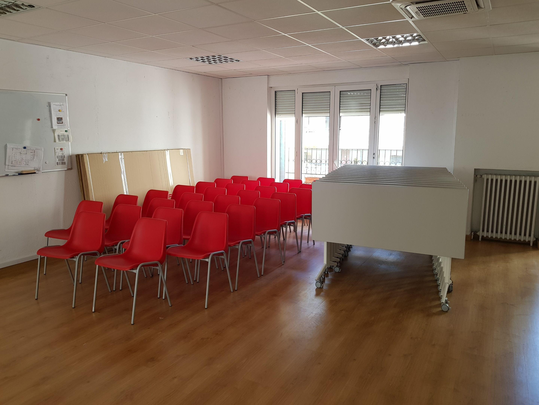 Venta de sillas para centros de trabajo en Madrid