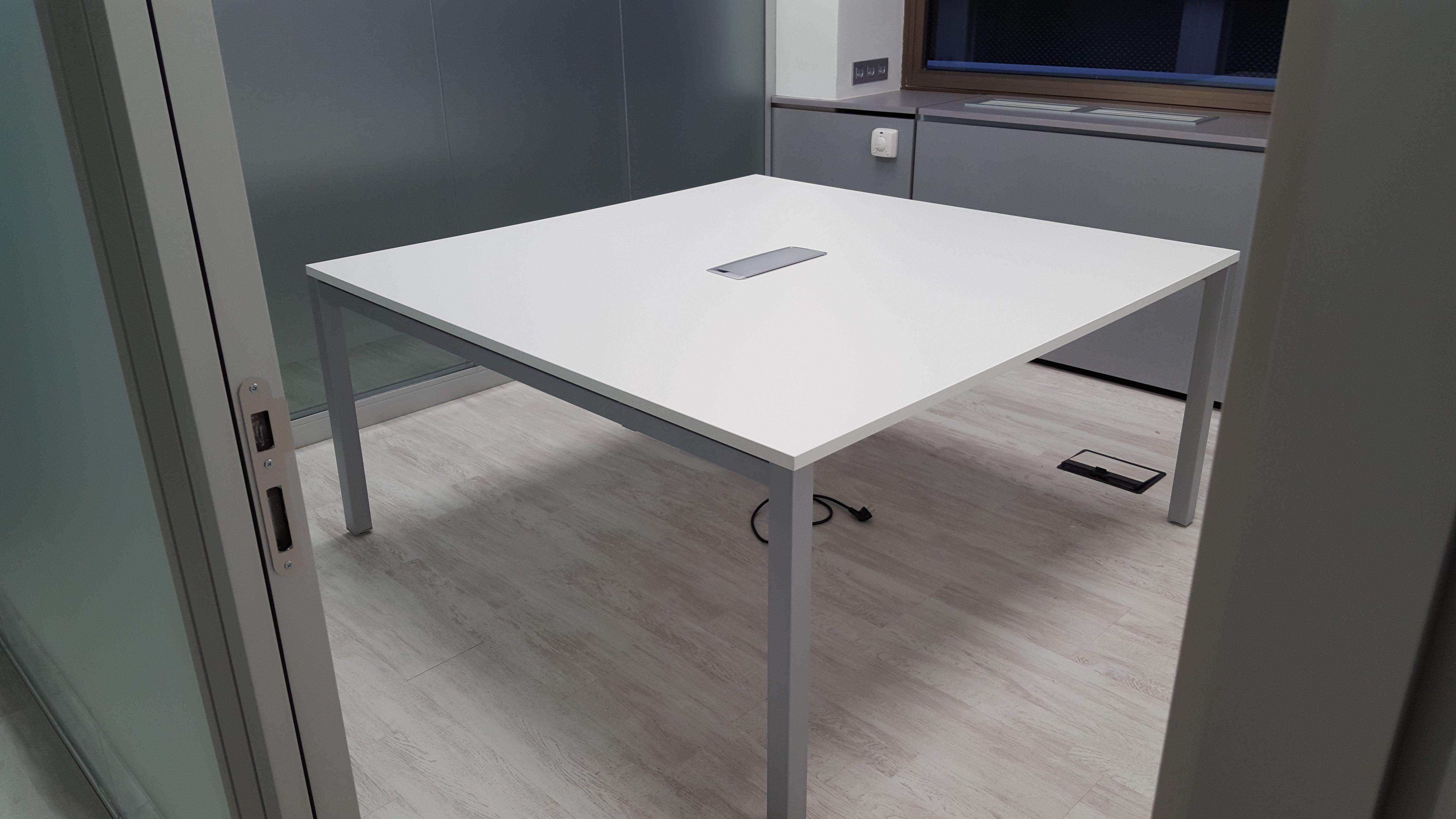 Mesas amplias y de gran calidad