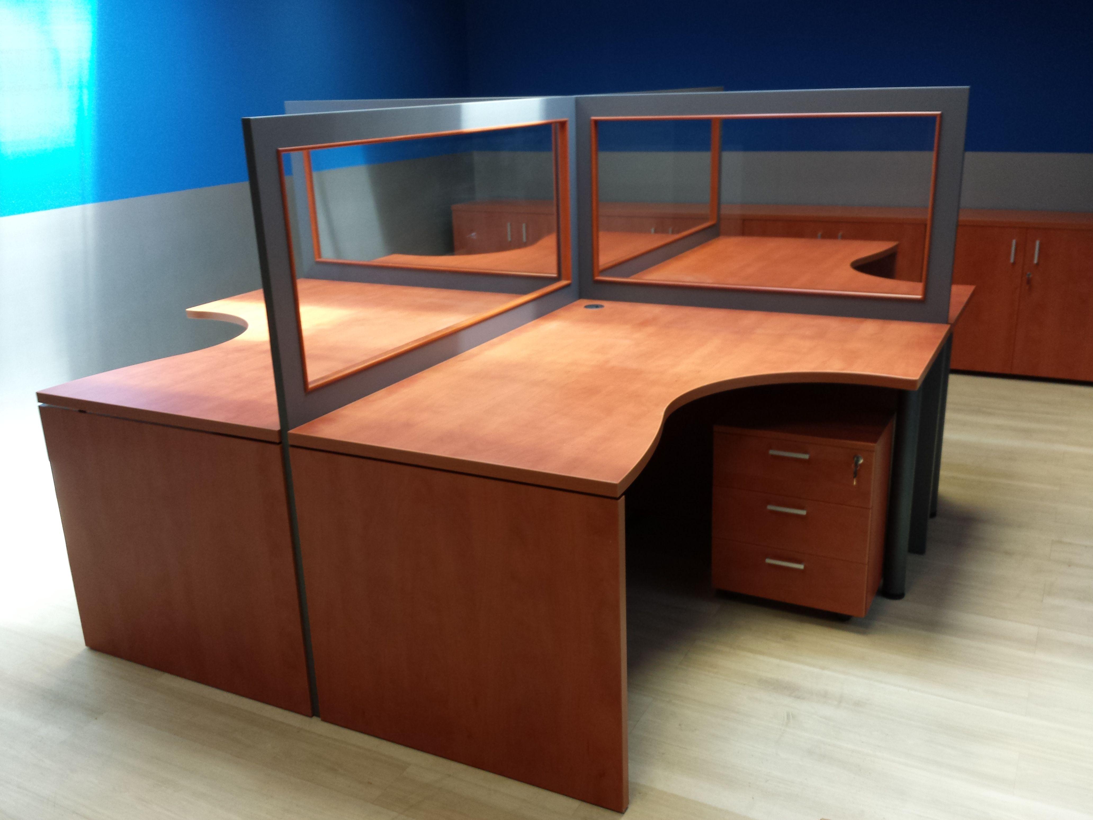 Armarios, escritorios y cajones para centros de trabajo en Madrid