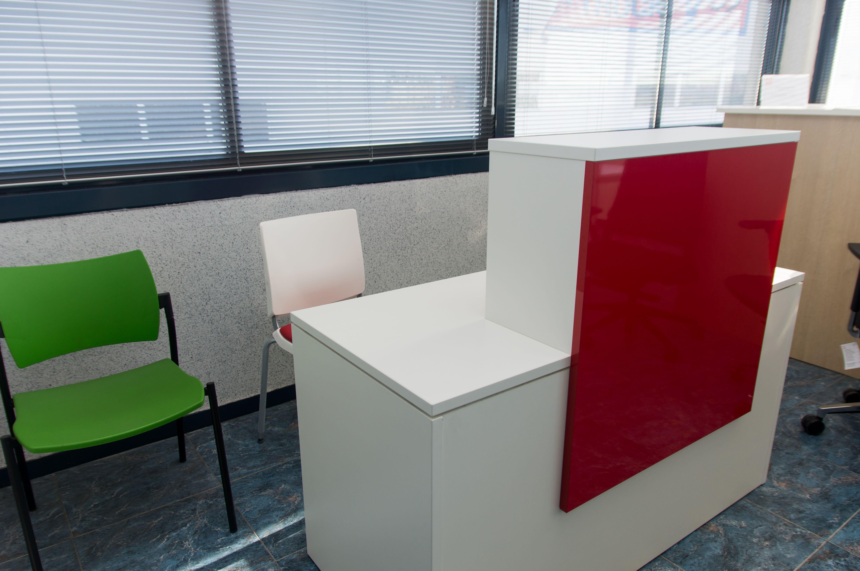 Venta de mobiliario de oficina en Madrid