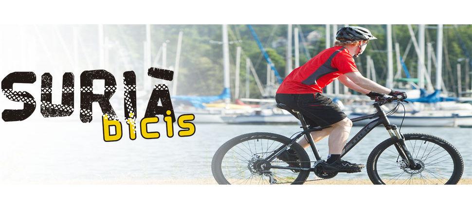 Surià bicis, bicicleta infantil y juvenil
