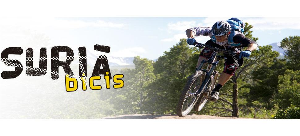 Surià bicis, bicis de competición
