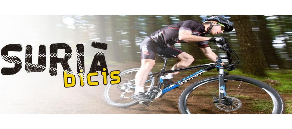 Surià bicis, gran exposición permanente de bicis