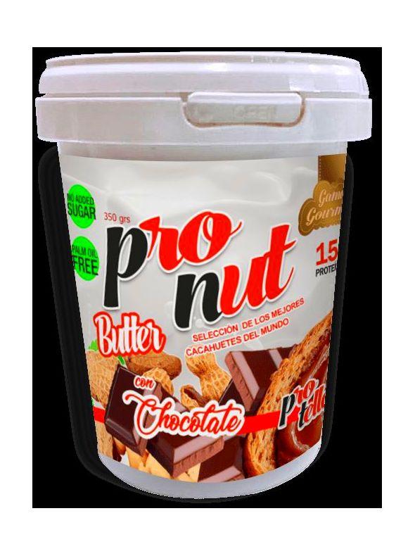 Crema cacahuete + protella: Productos de Dangore Fitnesshop