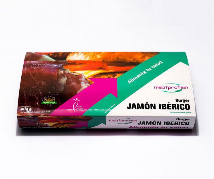 Hamburguesas de jamón ibérico Meatprotein en Vilafranca del Penedès