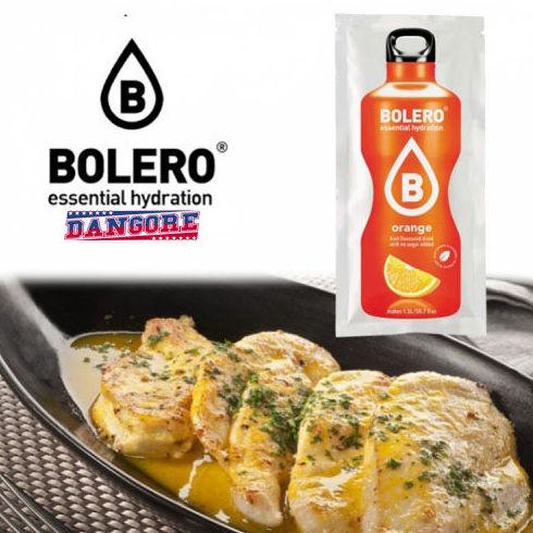 Receta pollo a la naranja: Productos de Dangore Fitnesshop