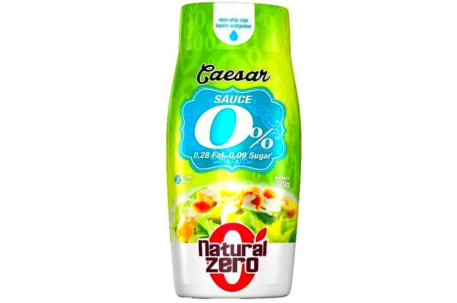 Salsa Cesar light Natural Zero: Productos de Dangore Fitnesshop
