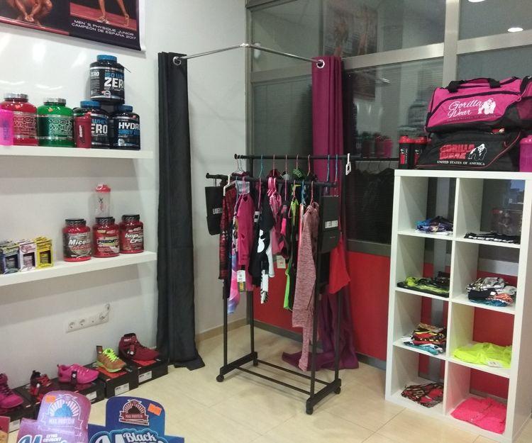 Ropa de fitness y de gimnasia rítmica en Vilafranca del Penedès