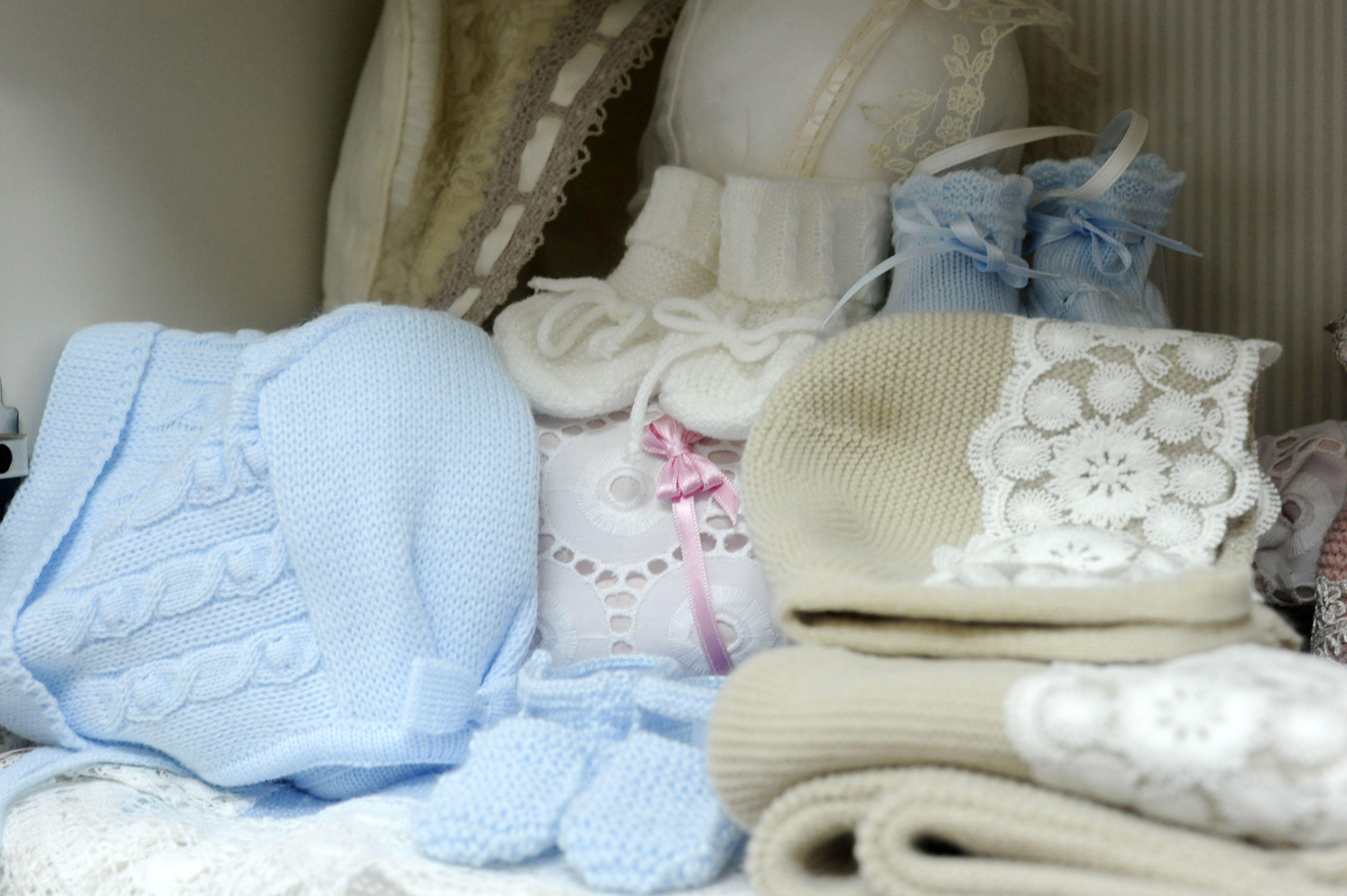 Venta de ropa infantil para bebés en Sevilla