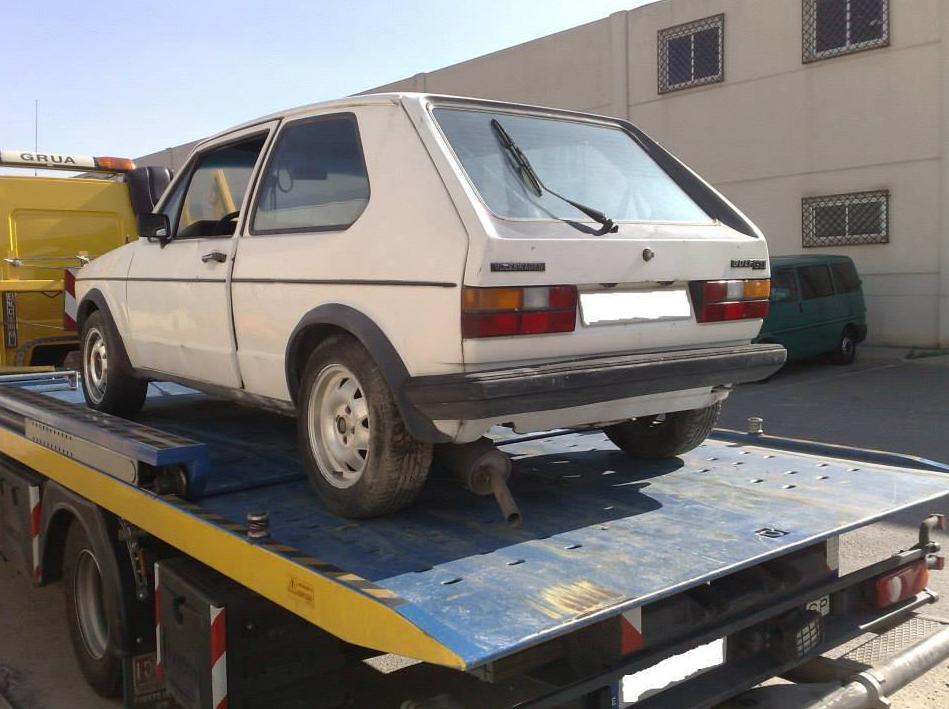 Restauración completa de coches