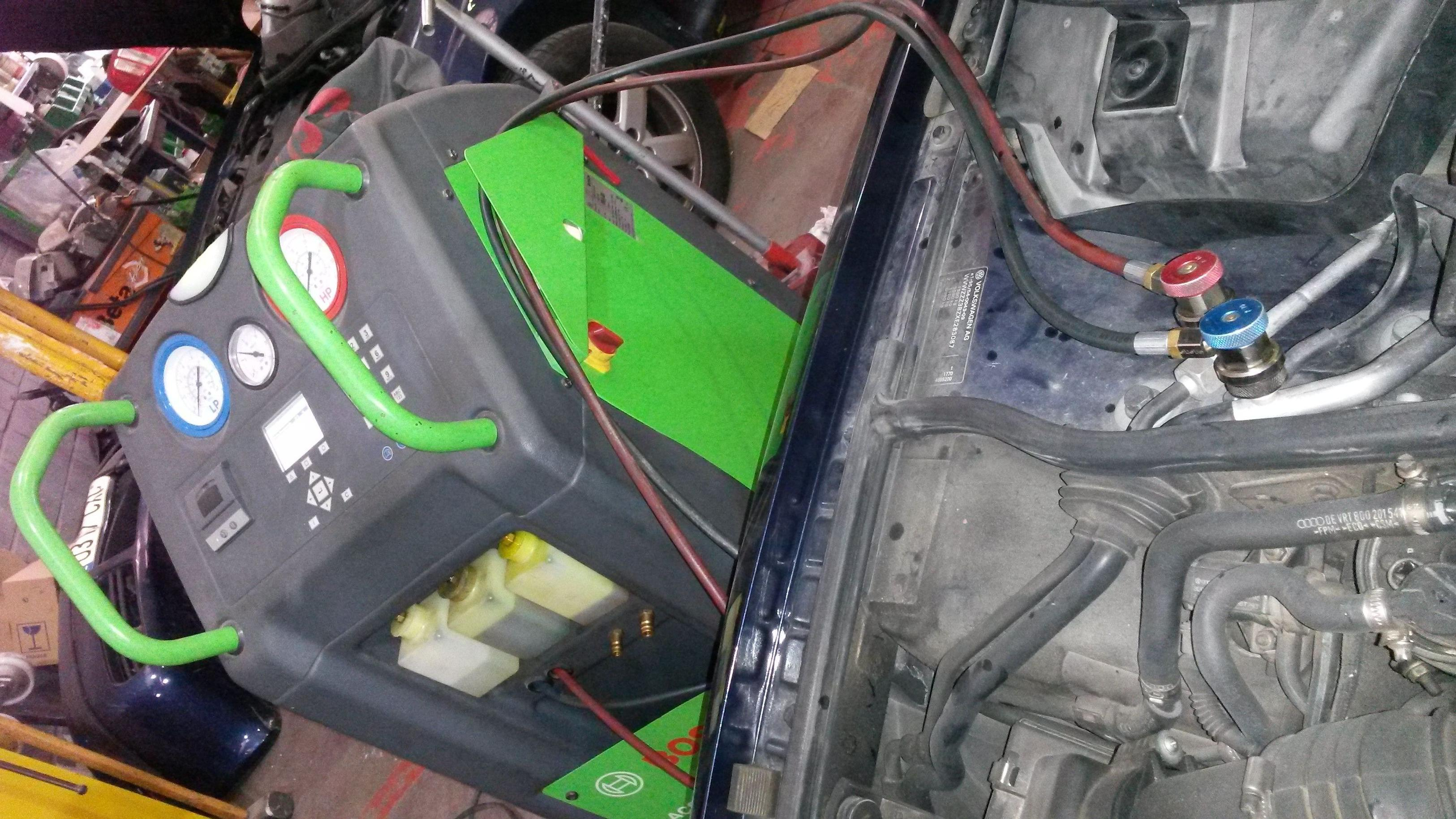 Foto 42 de Talleres de automóviles en Coslada | Vertrisa