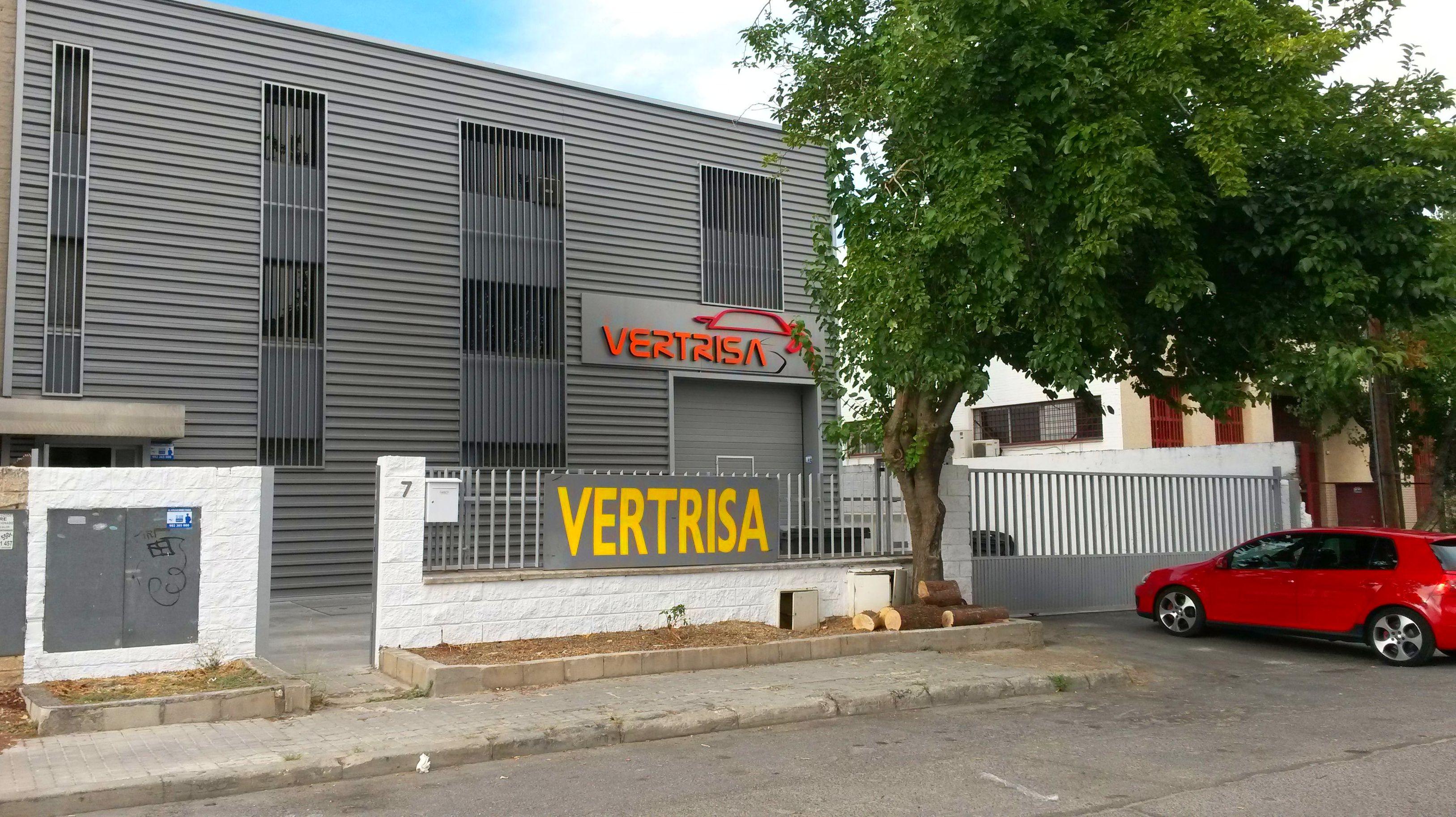Foto 11 de Talleres de automóviles en Coslada | VERTRISA, S.L.