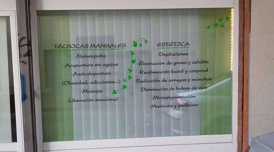 Ejemplos de nuestros trabajos de vinilos