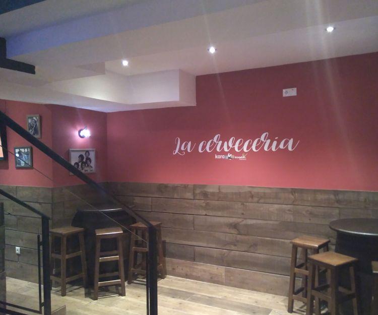 Cervecería y bar de copas en Salamanca