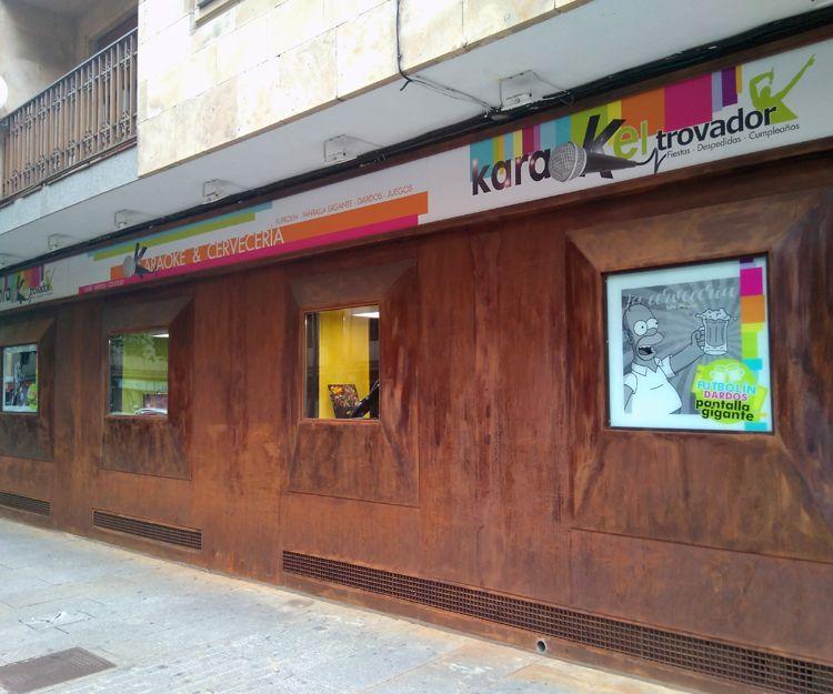 Bar karaoke en Salamanca
