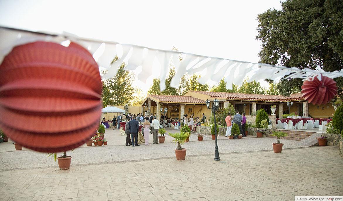 Alquiler de finca para eventos en Navalcarnero