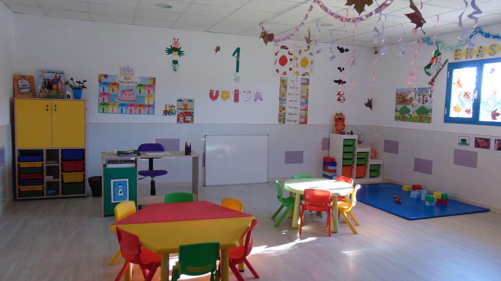 Foto 5 de Guarderías y escuelas infantiles en Torre del Mar | Érase Una Vez
