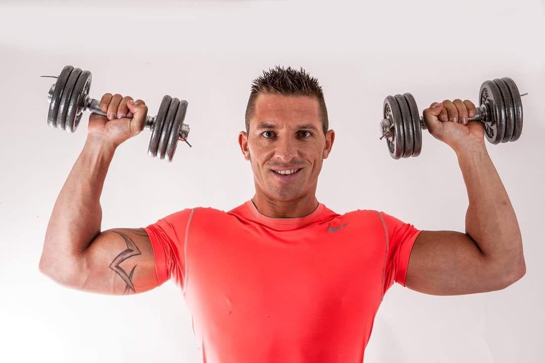 Ganancia muscular: Servicios de Rubén Navarro Entrenador