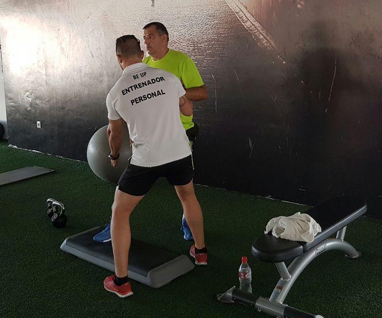 Global fit cross en Granada