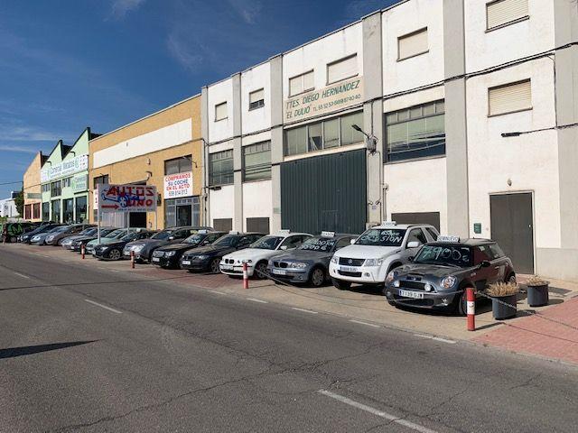 Vehículos de segunda mano en Salamanca