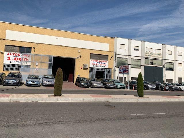 Amplia variedad de coches de segunda mano a partir de 1.000 €