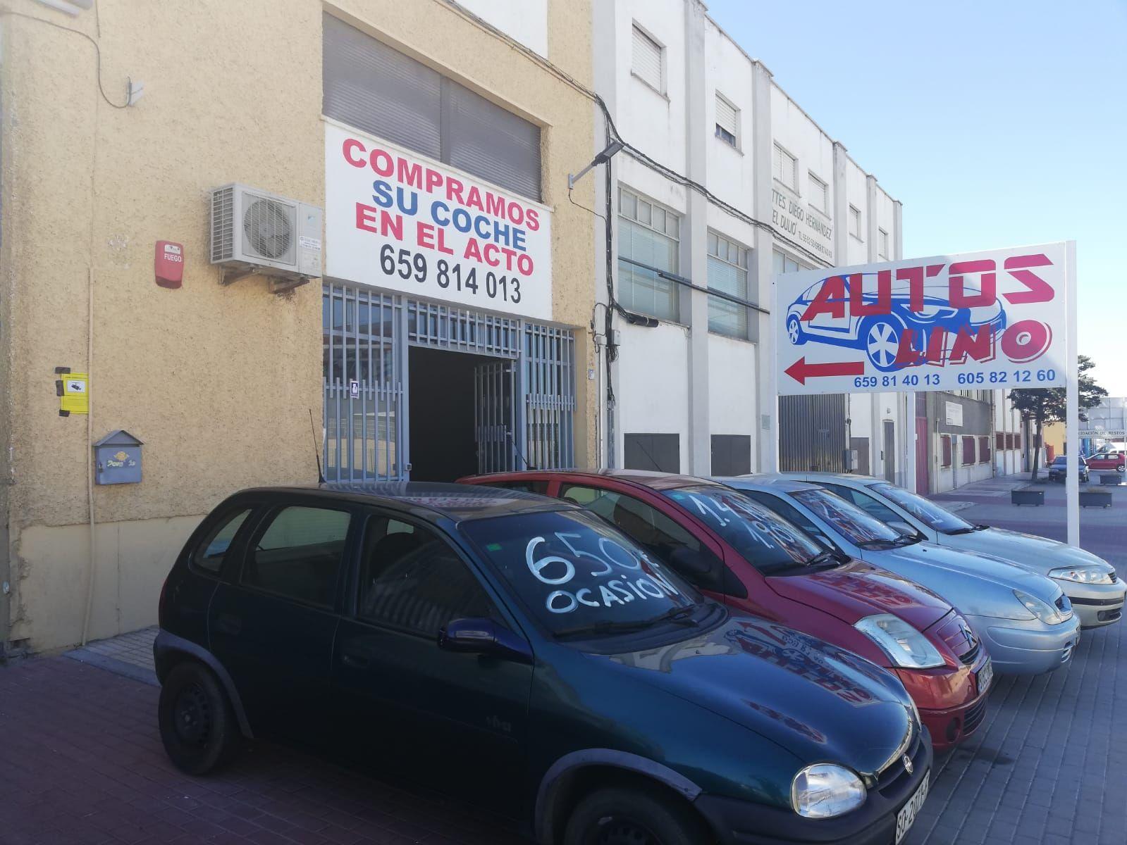 Especialistas en compraventa de vehículos en Salamanca