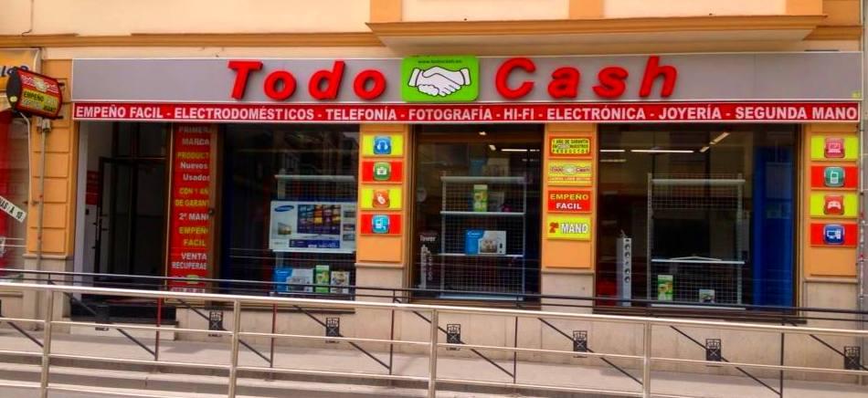 Instalamos una nueva tienda en Maracena. Tanto exteriores como interiores.