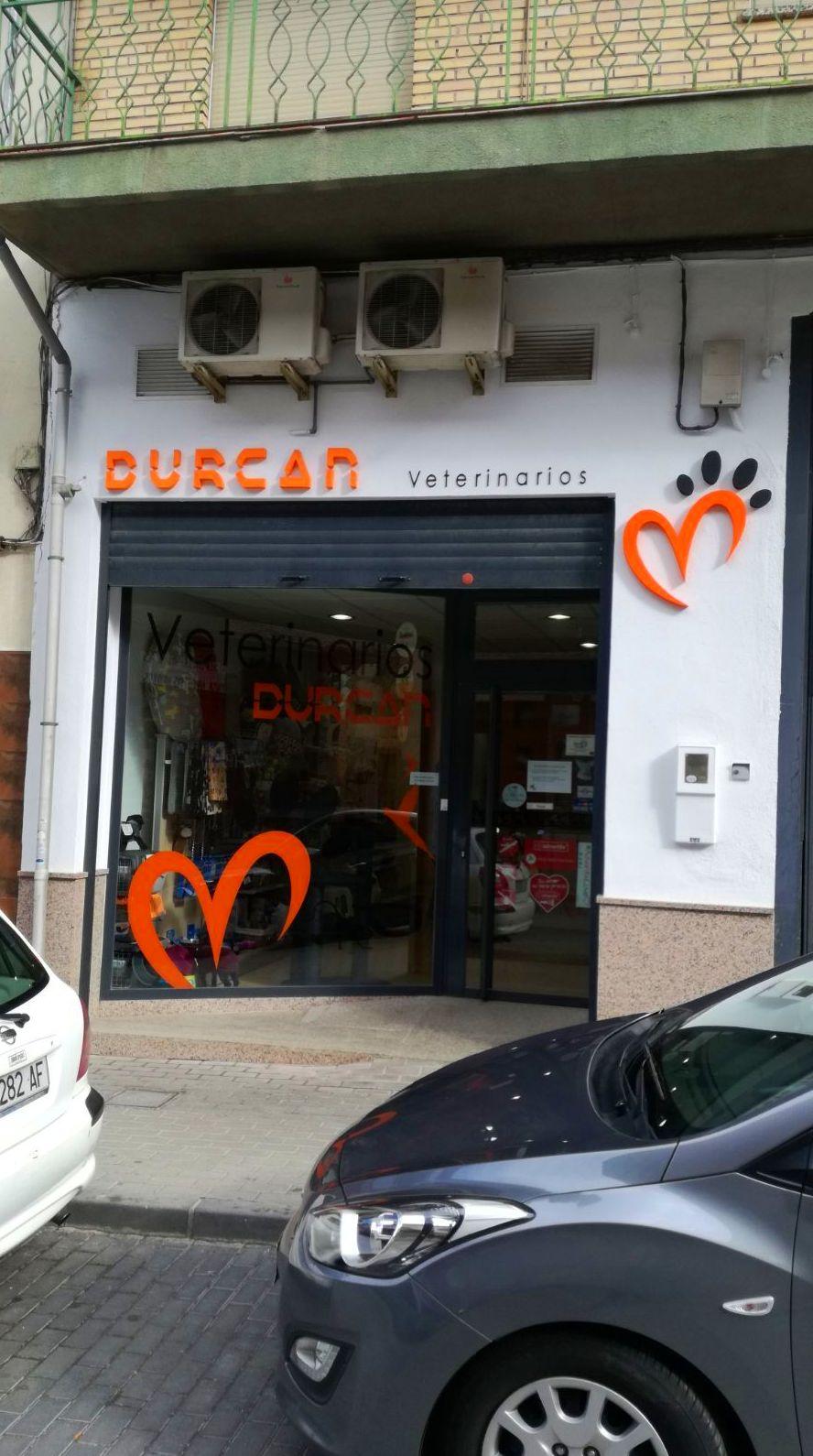 Veterinarios Durcan. Gracias por confiar en nosotros!.