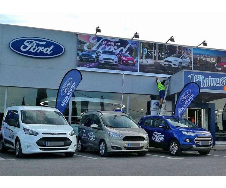 Rótulo de Ford
