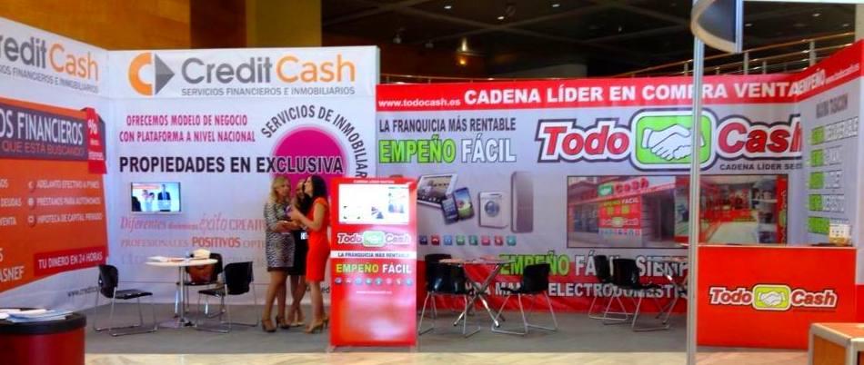 Instalamos estos 2 stand en Fifsur Granada ( Palacio de Congresos ).