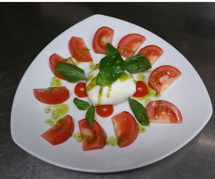 Gastronomía italiana en  Santiago de Compostela