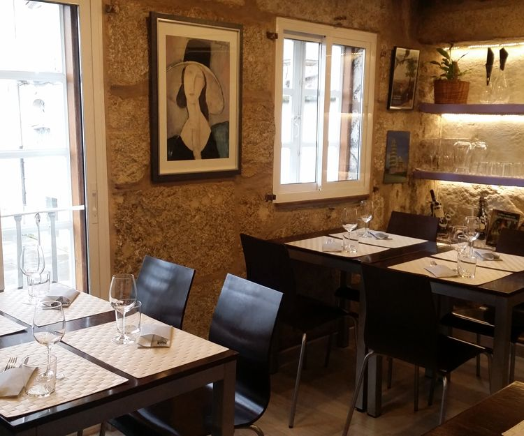 Comida italiana en  Santiago de Compostela