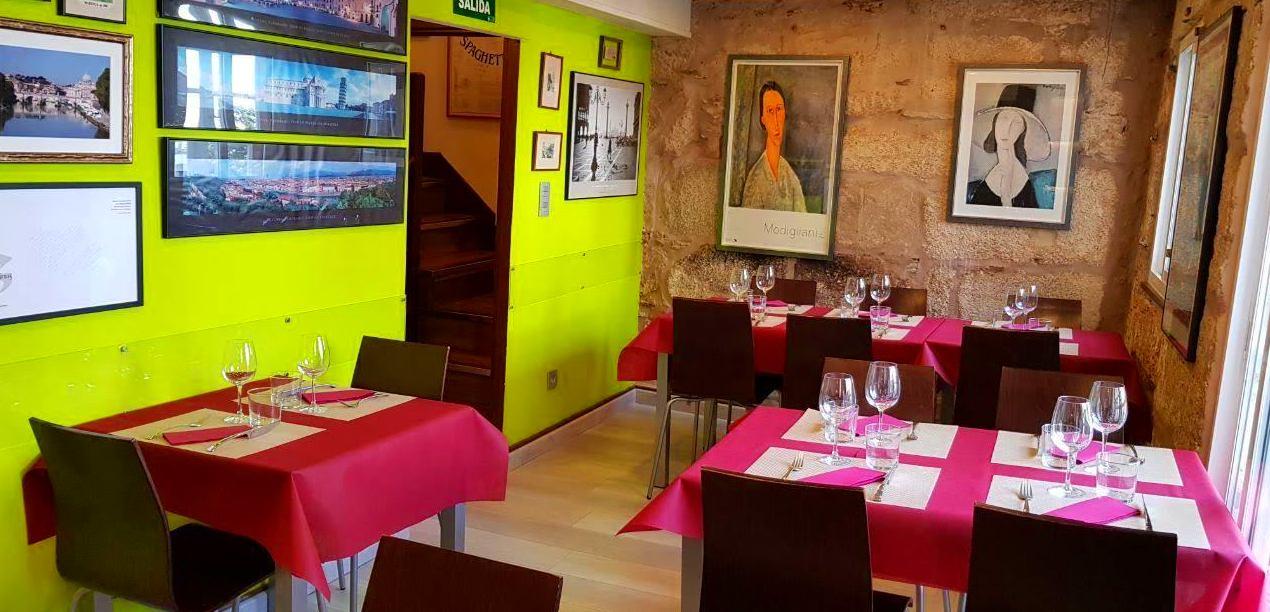 Foto 3 de Cocina italiana en  | Restaurante La Piccola Italia scq
