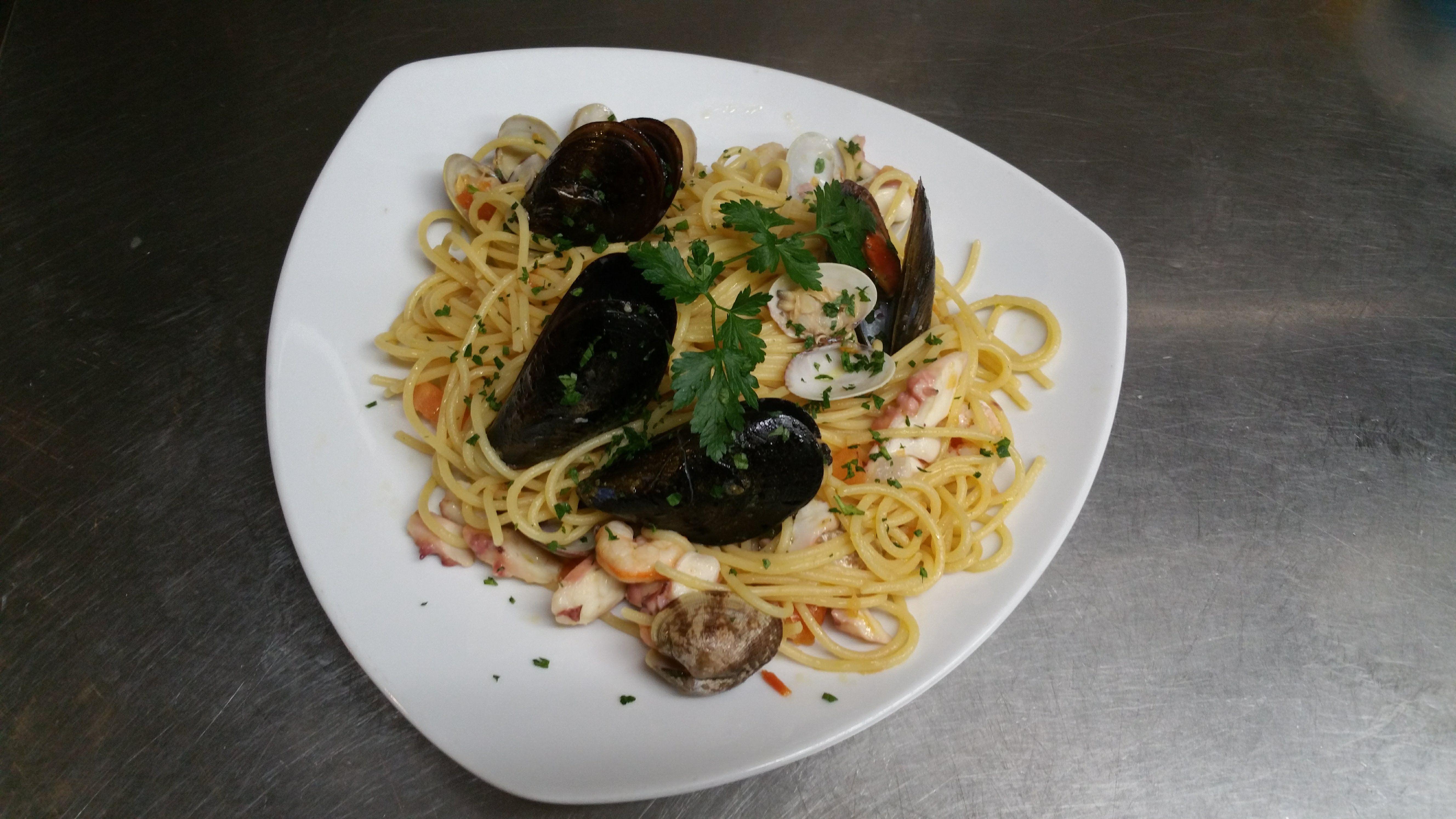 Menús: Especialidades de Gambrinus de Pura Pasta Italiana