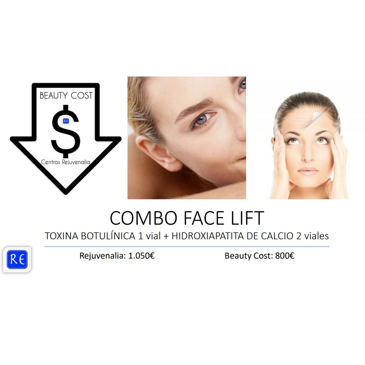 Combo Face Lift
