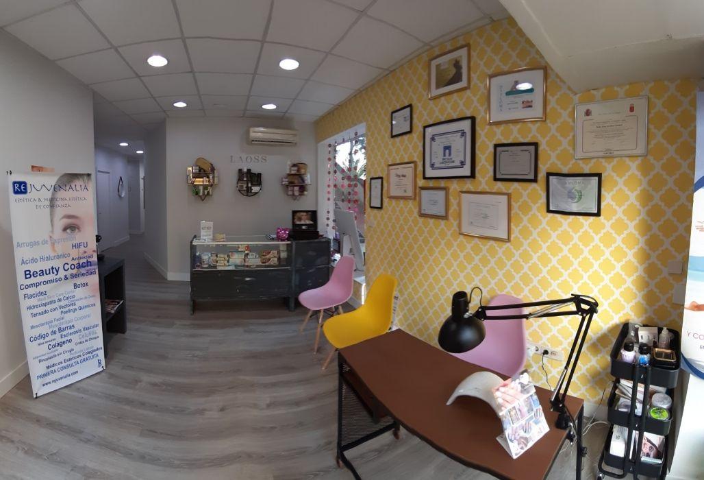 Centro de belleza en Móstoles
