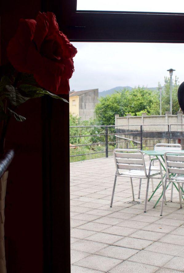 Buena comida en Soto del Barco, Asturias