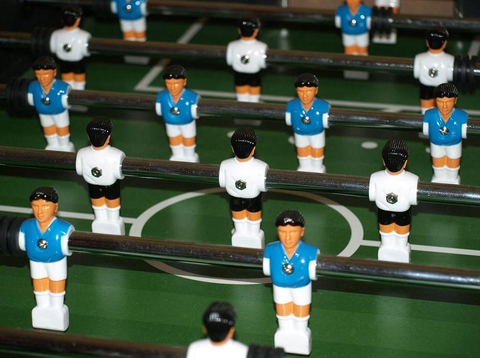 Torneos de futbolín