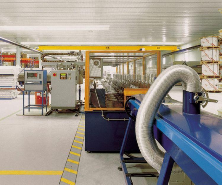 Empresa de persianas de PVC y aluminio