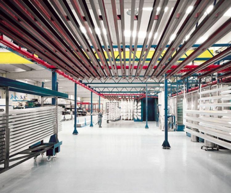 Fábrica y venta de persianas de PVC y aluminio