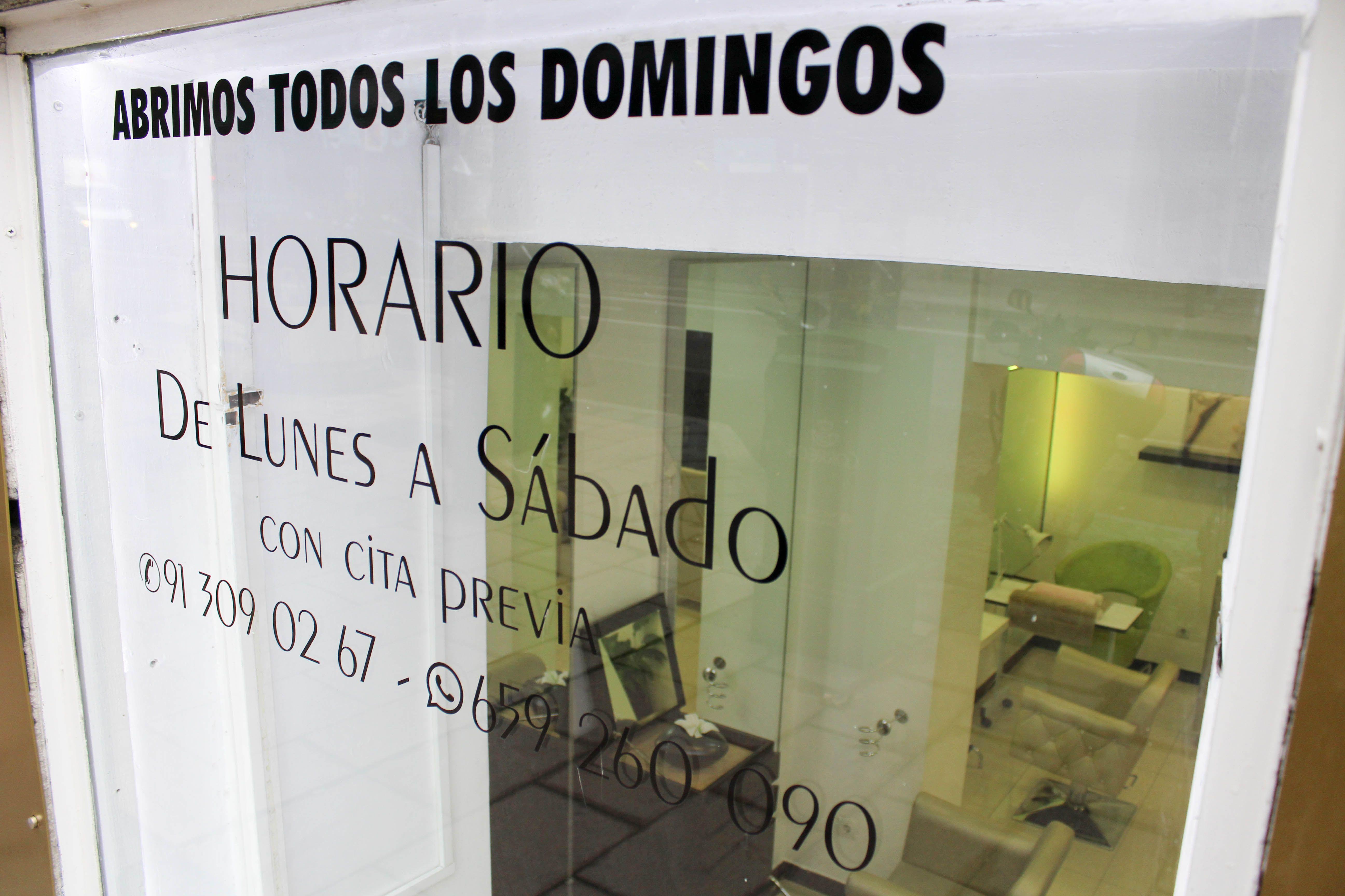 Foto 1 de Peluquerías de hombre y mujer en Madrid | Kiko Ramos