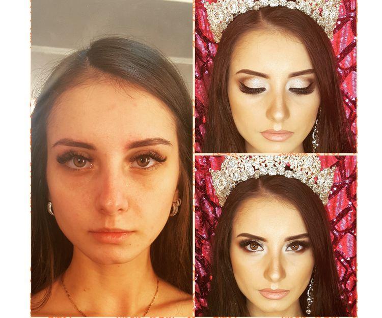 Maquillaje para desfiles