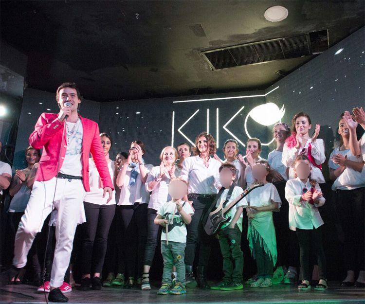 Fiesta de Kiko Ramos
