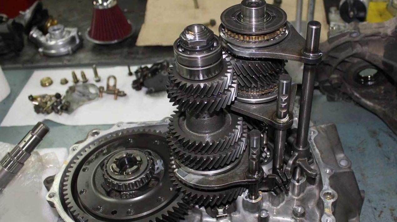 Foto 1 de Cajas de cambios automáticos en  | PosAuto