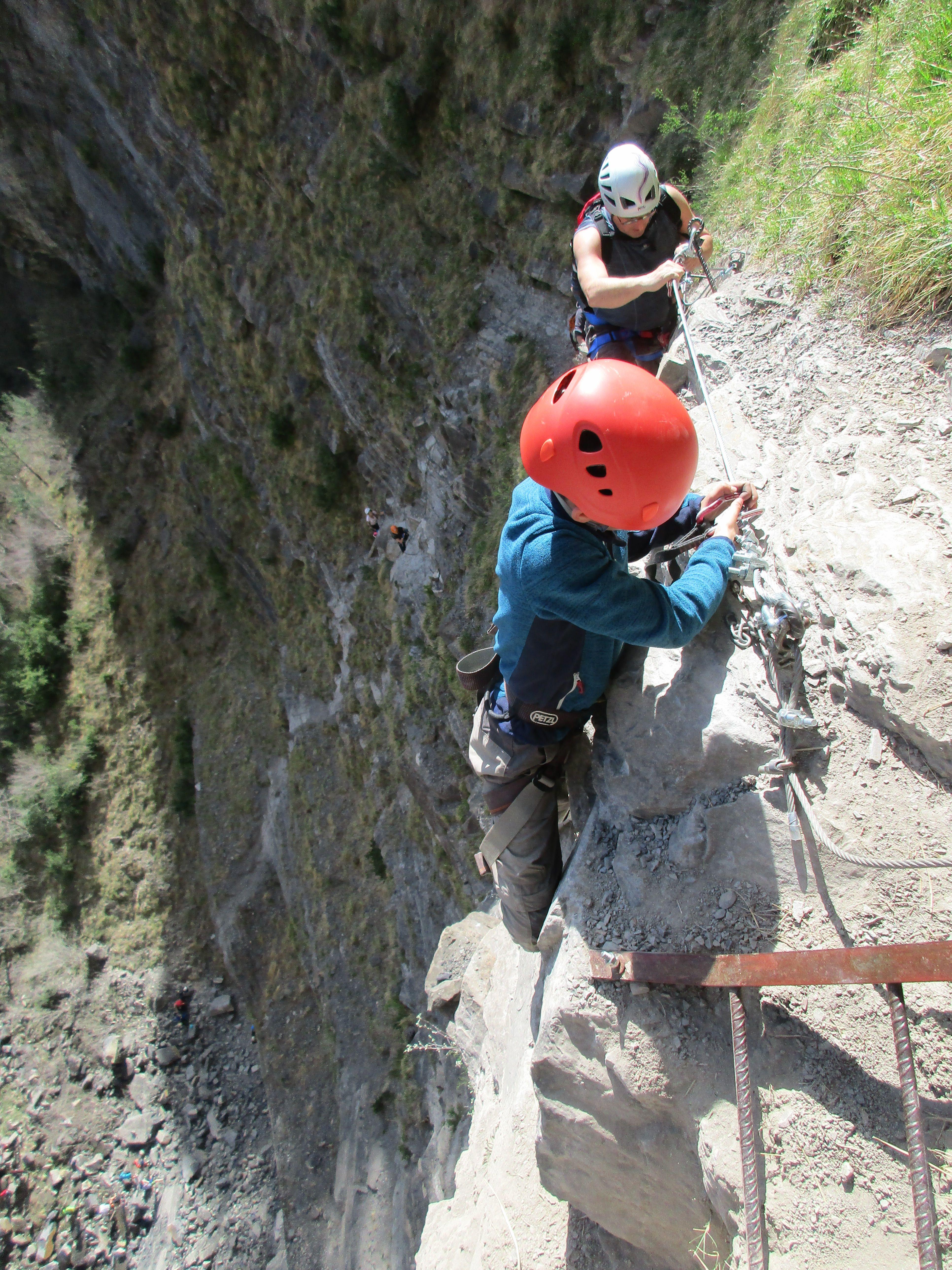 Senderos y barrancos Huesca